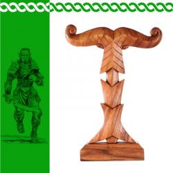 Holzfigur Irminsul